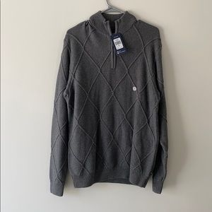Brand NWT Chaps Men's Sweater